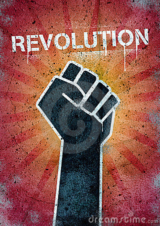 Free Revolution Stock Photography - 18479312