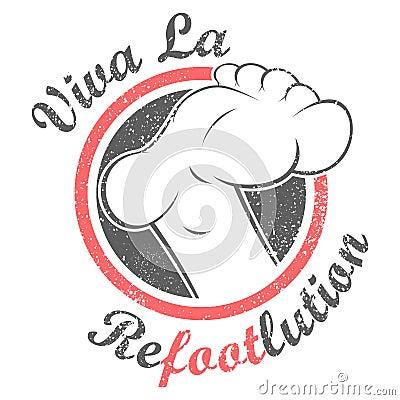 Revolution foot