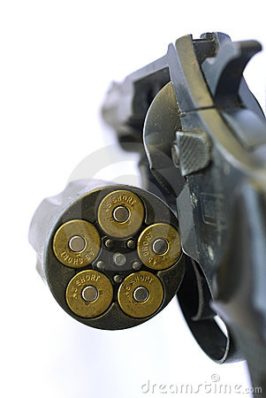 Free Revolver Stock Photo - 15143510