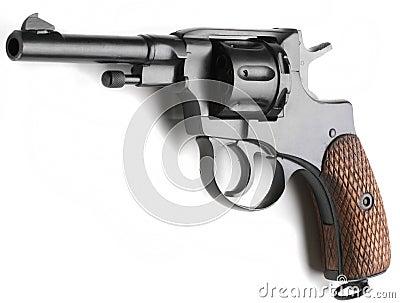 Revolver Nagant