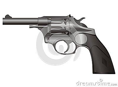 Revolver pistol 3