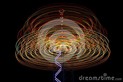 Revolving light