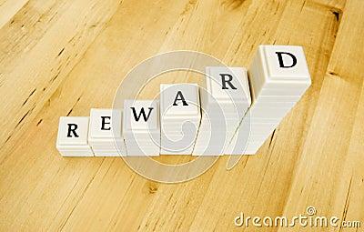 Reward word
