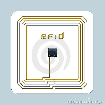 Free RFID Chip Stock Images - 3153944