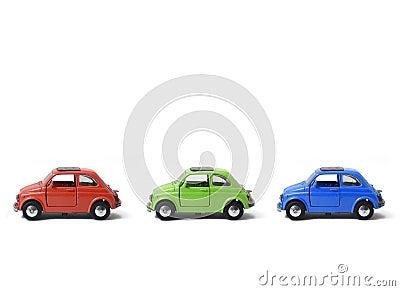 RGB car