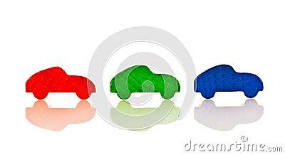 RGB cars