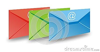 Rgb email envelop