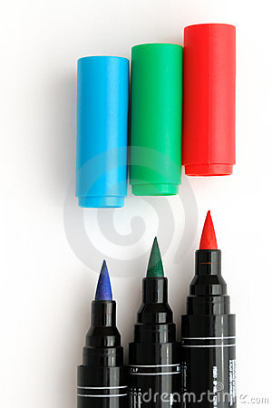RGB markers