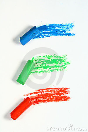Free Rgb Paint Royalty Free Stock Image - 5086516
