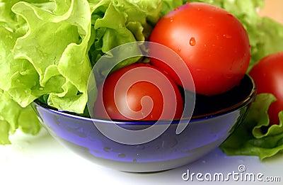 RGB salad