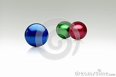 Rgb spheres