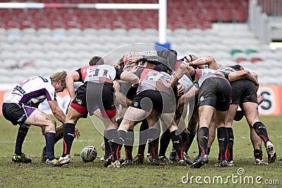 RGL: Rugby League Harlequins Vs Melbourne Storm Editorial Stock Image