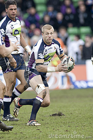 RGL: Rugby League Harlequins Vs Melbourne Storm Editorial Image