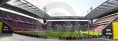 Rhein Energie Stadium, Cologne, Germany Editorial Photography