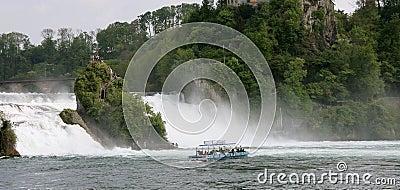 Rheinfall, Швейцария