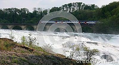 Rheinfall, Zwitserland