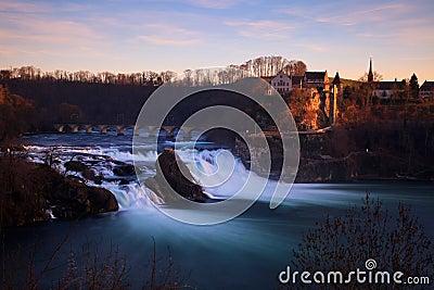 Rhine Falls - Rheinfall