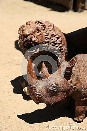 Rhino Editorial Image