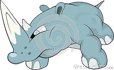 Rhinoceros шаржа