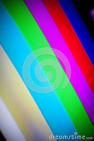 τηλεόραση ουράνιων τόξων χ&rho