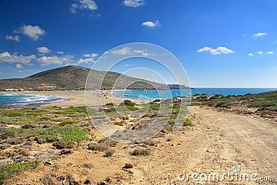 Rhodes. Prassonisi.Greece.