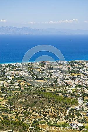 Rhodes suburb