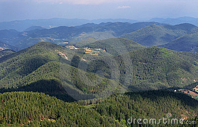 Rhodope mountains, Bulgaria