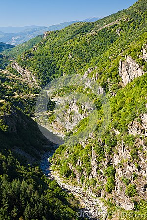 Rhodope River Valley