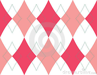 Rhombus seamless background pattern