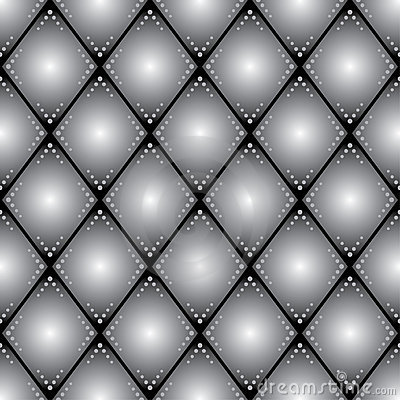 Rhombus seamless pattern for background - eps