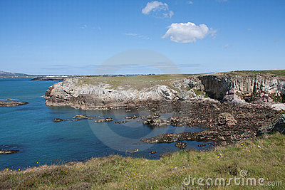 Rhoscolyn land and seascapes
