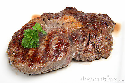 Rib-Eye Beef Steak