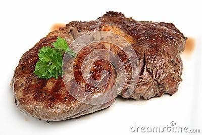 Rib-Eye Beef Steak