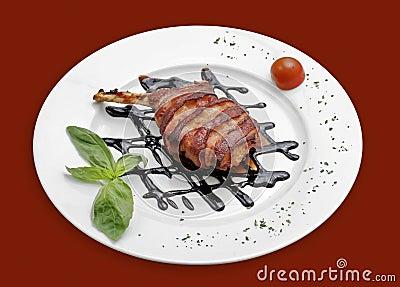 Rib of pork