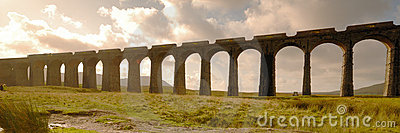 Ribblehead Railway Bridge