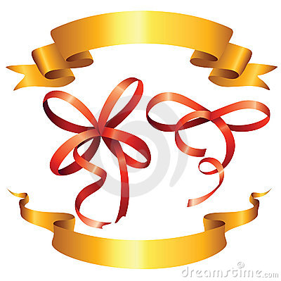 Free Ribbon And Bows Stock Images - 7357144