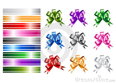 Ribbon collections