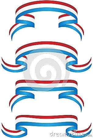 Ribbon Set - Patriotic