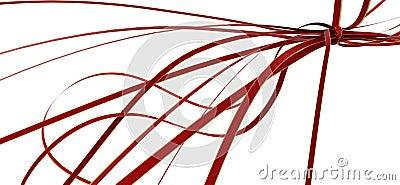 Ribbon Tangle