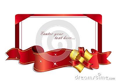 Ribbons and bows 1-4 red Max