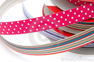 Ribbons Roll