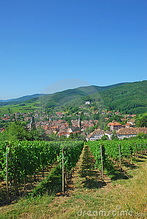 Ribeauville,Alsace