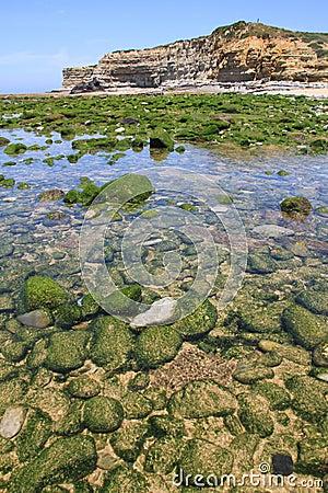 Ribeira d Ilhas beach