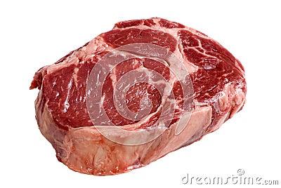 Ribeye Steak Raw 2