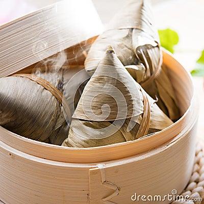 Free Rice Dumpling Royalty Free Stock Images - 40655489
