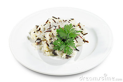 Rice Garnish