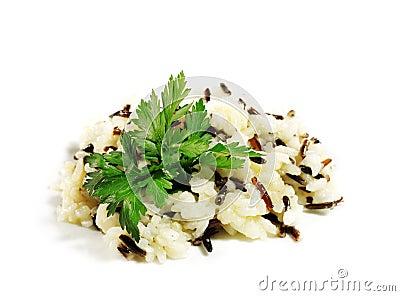 Rice Garnish