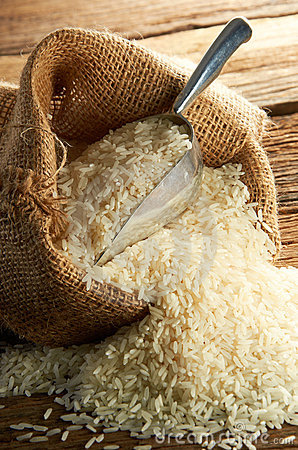 Free Rice Grain Stock Image - 22275821