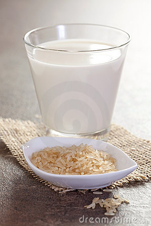 Free Rice Milk Royalty Free Stock Photography - 18802637