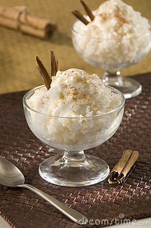 Free Rice Pudding Stock Images - 9464424